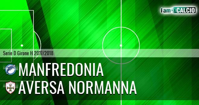 Manfredonia Calcio 1932 - Aversa Normanna