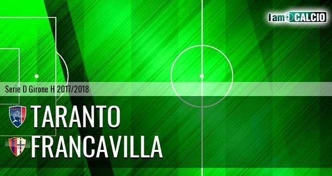 Taranto - Francavilla