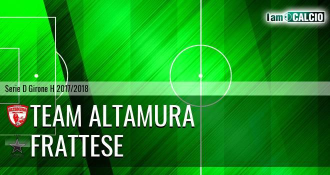 Team Altamura - Frattese