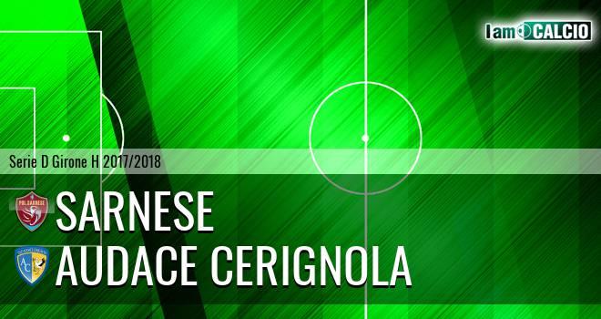 Sarnese - Audace Cerignola