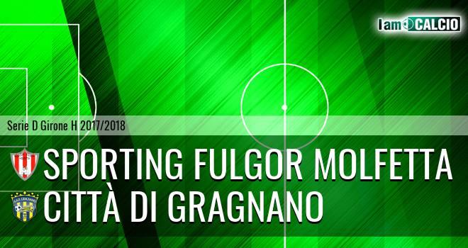 Sporting Fulgor Molfetta - Città di Gragnano