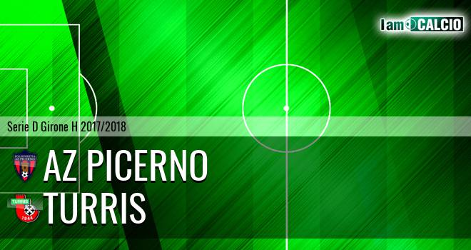 AZ Picerno - Turris 3-1. Cronaca Diretta 12/04/2018