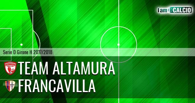 Team Altamura - Francavilla