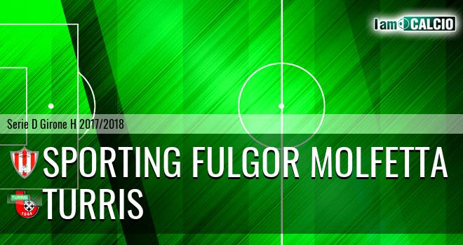 Sporting Fulgor Molfetta - Turris