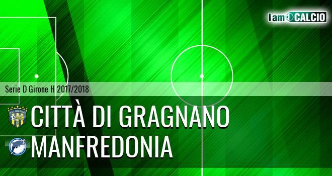 Città di Gragnano - Manfredonia Calcio 1932