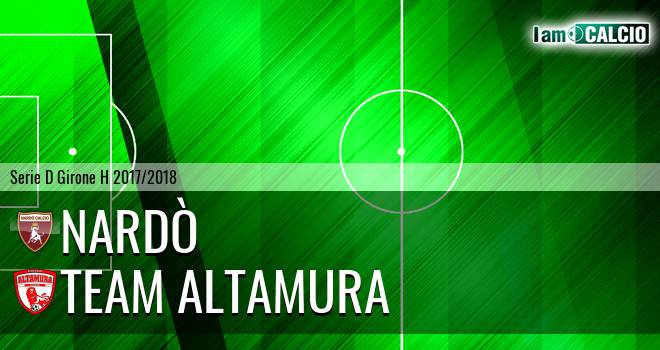Nardò - Team Altamura