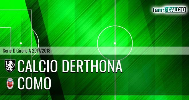 Calcio Derthona - Como