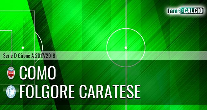 Como - Folgore Caratese