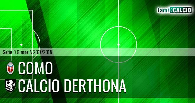 Como - Calcio Derthona