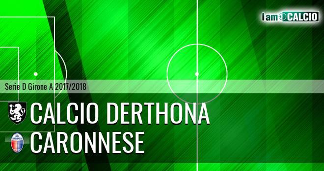 Calcio Derthona - Caronnese