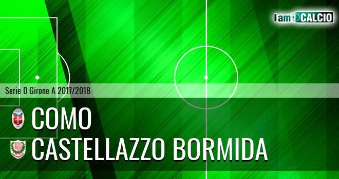 Como - Castellazzo Bormida