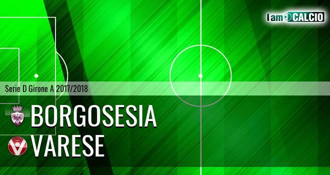 Borgosesia - Varese