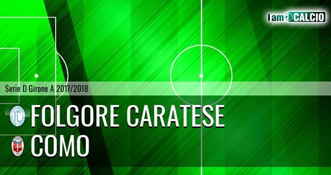 Folgore Caratese - Como