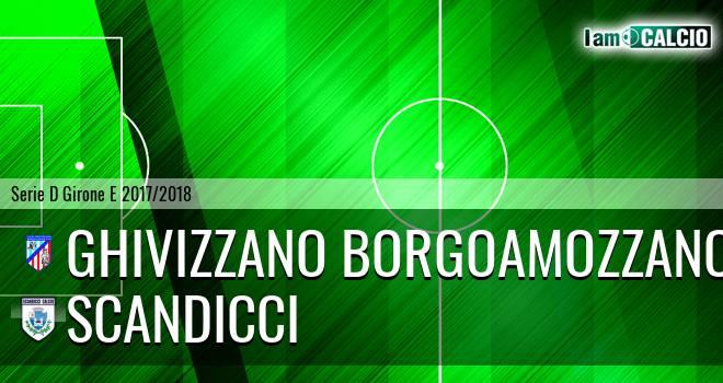 Ghivizzano - Scandicci