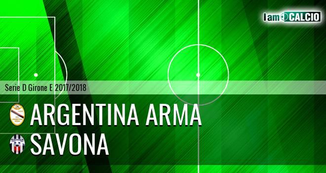 Argentina Arma - Savona