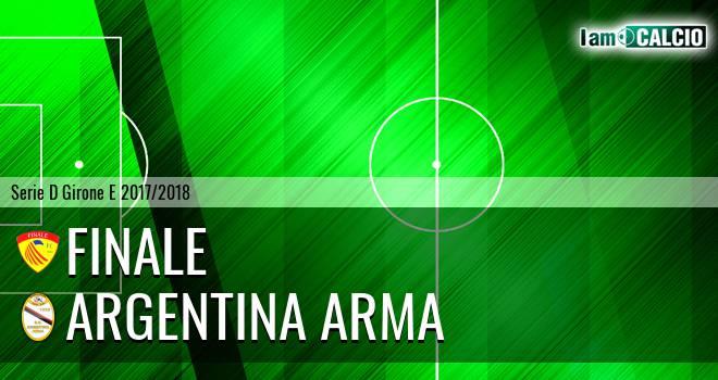 Finale - Argentina Arma