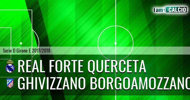 Real Forte Querceta - Ghivizzano