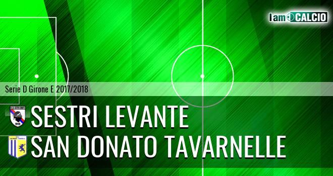 Sestri Levante - San Donato Tavarnelle