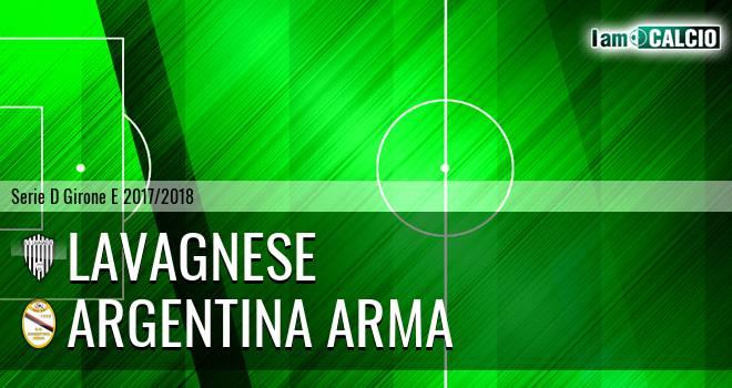 Lavagnese - Argentina Arma