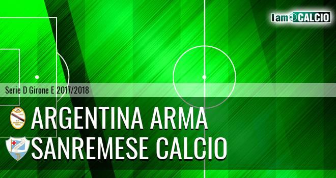 Argentina Arma - Sanremese