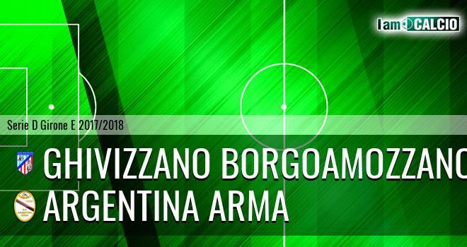Ghivizzano - Argentina Arma