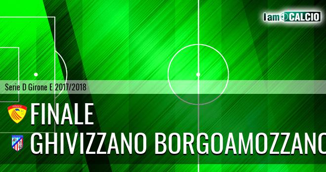 Finale - Ghivizzano