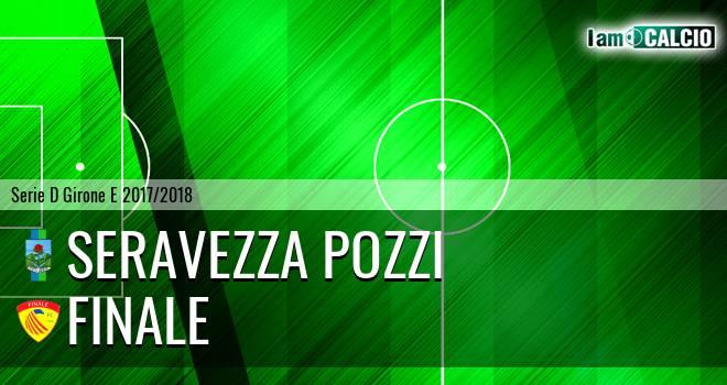 Seravezza - Finale