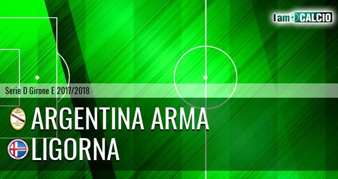 Argentina Arma - Ligorna