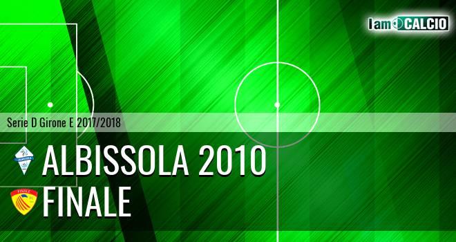 Albissola - Finale