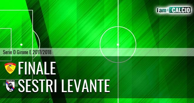 Finale - Sestri Levante