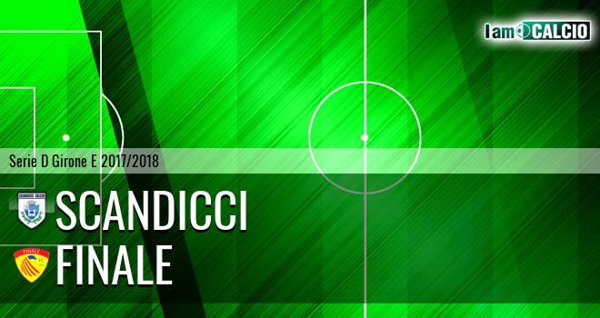Scandicci - Finale