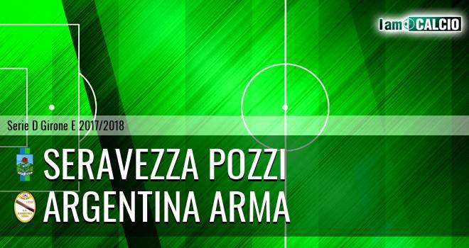 Seravezza - Argentina Arma