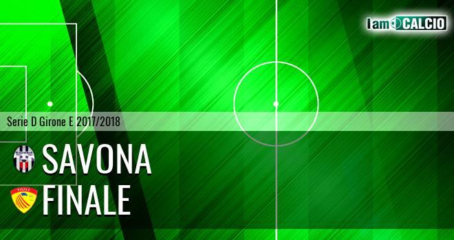 Savona - Finale