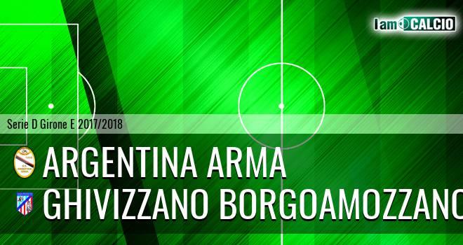 Argentina Arma - Ghivizzano