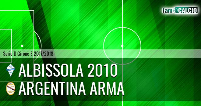 Albissola - Argentina Arma