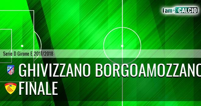 Ghivizzano - Finale