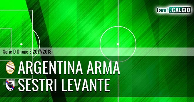 Argentina Arma - Sestri Levante