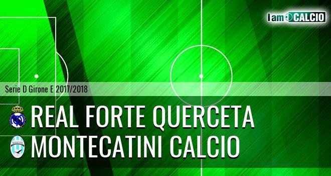 Real Forte Querceta - Valdinievole Montecatini