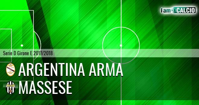Argentina Arma - Massese