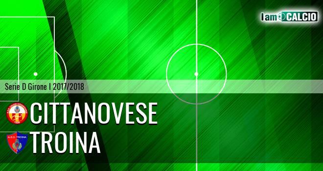 Cittanovese - Troina