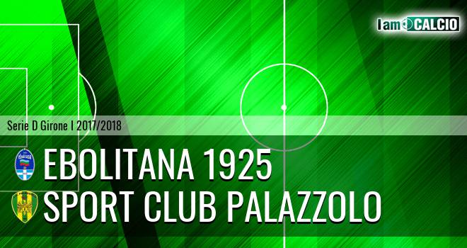 Ebolitana - Sport Club Palazzolo