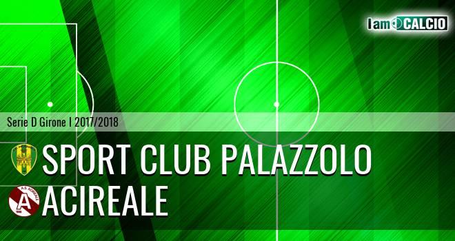 Sport Club Palazzolo - Acireale
