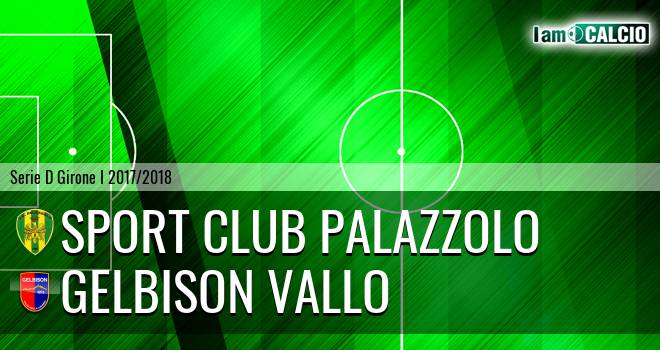 Sport Club Palazzolo - Gelbison Vallo Della Lucania