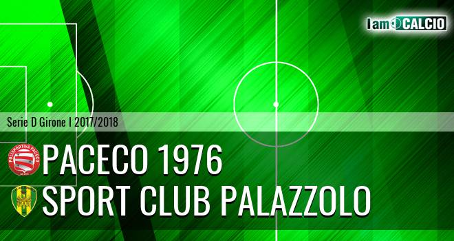Paceco - Sport Club Palazzolo