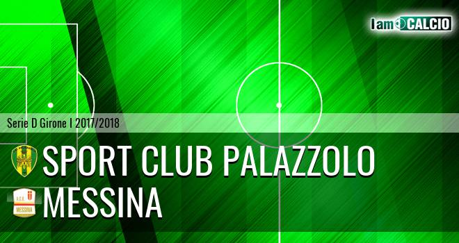 Sport Club Palazzolo - ACR Messina