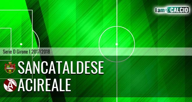 Sancataldese - Acireale