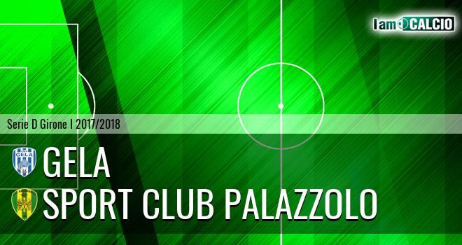 Gela - Sport Club Palazzolo