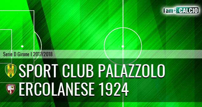 Sport Club Palazzolo - Sporting Ercolano