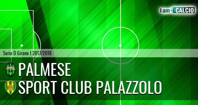 Palmese - Sport Club Palazzolo