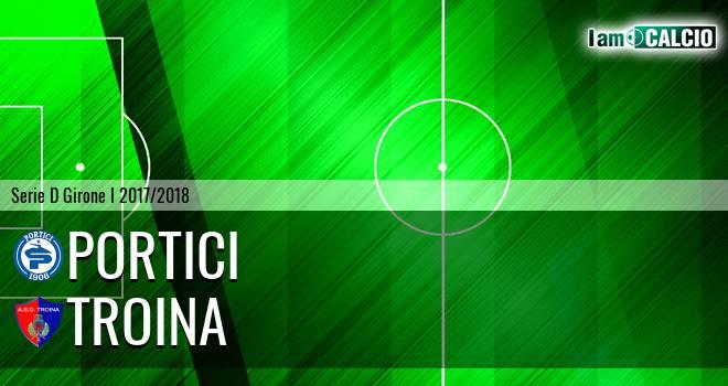 Portici - Troina